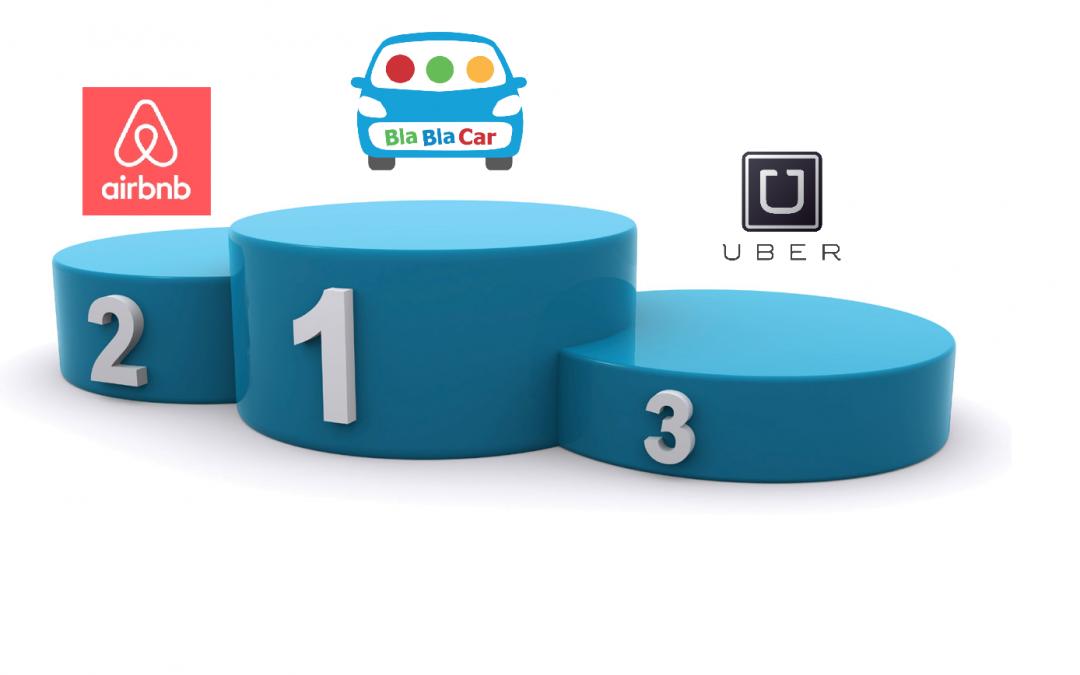 Blablacar plus rapide que Uber !