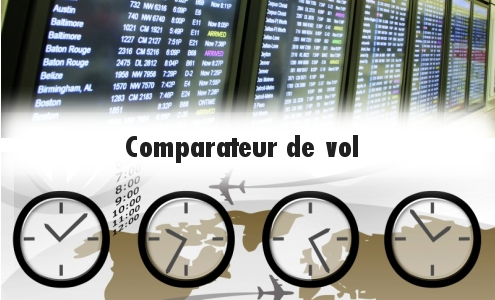 COMPARATEURS DE VOLS : LE BENCHMARK