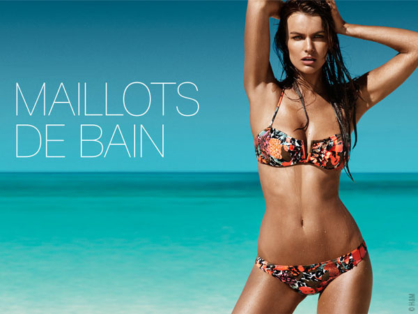 Vente de maillots de bain en ligne : H&M, Eres et Asos les plus user friendly !