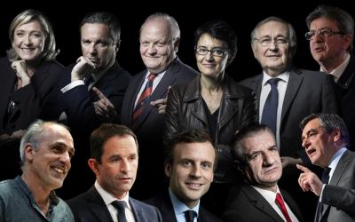 Présidentielle 2017 et site web : les premiers ne sont pas forcément ceux que l'on croit
