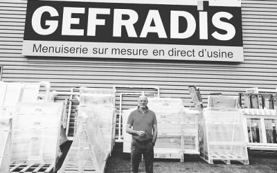 Gefradis : «appYuser nous a permis de repérer à quel niveau se situaient nos problèmes de temps de latence»