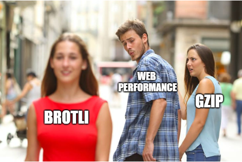 Compression HTTP : Brotli ou Gzip ?