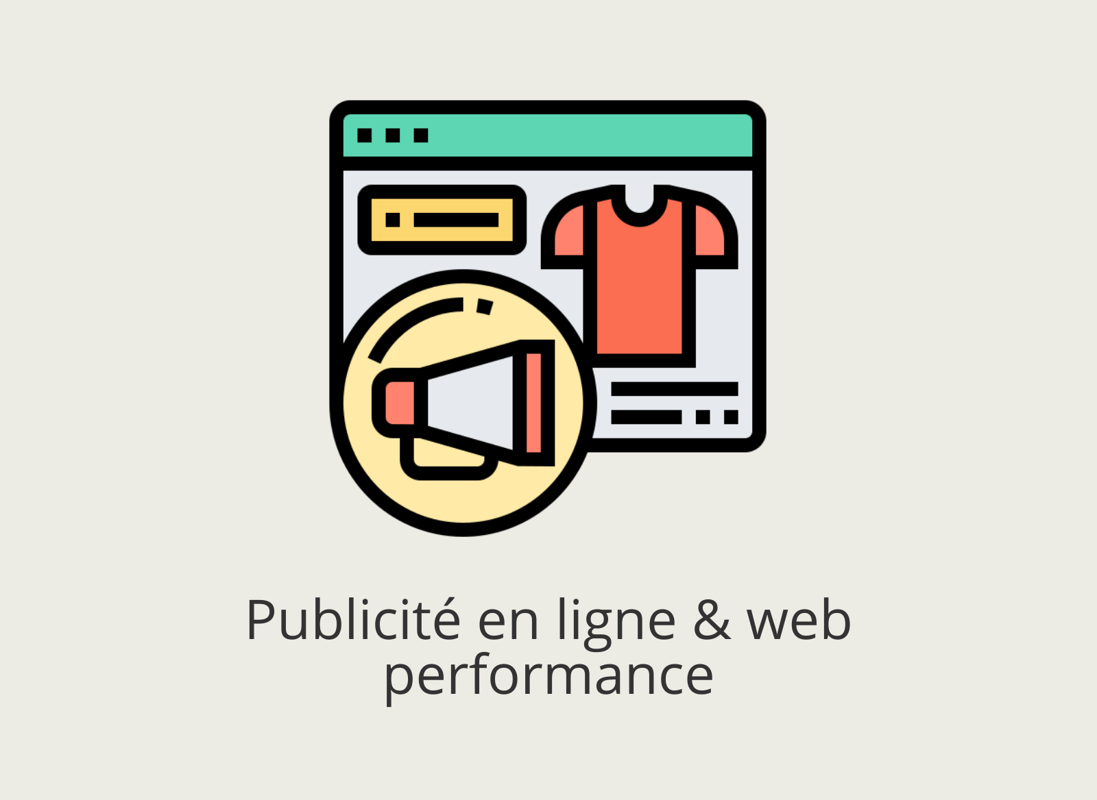 Publicité web performance