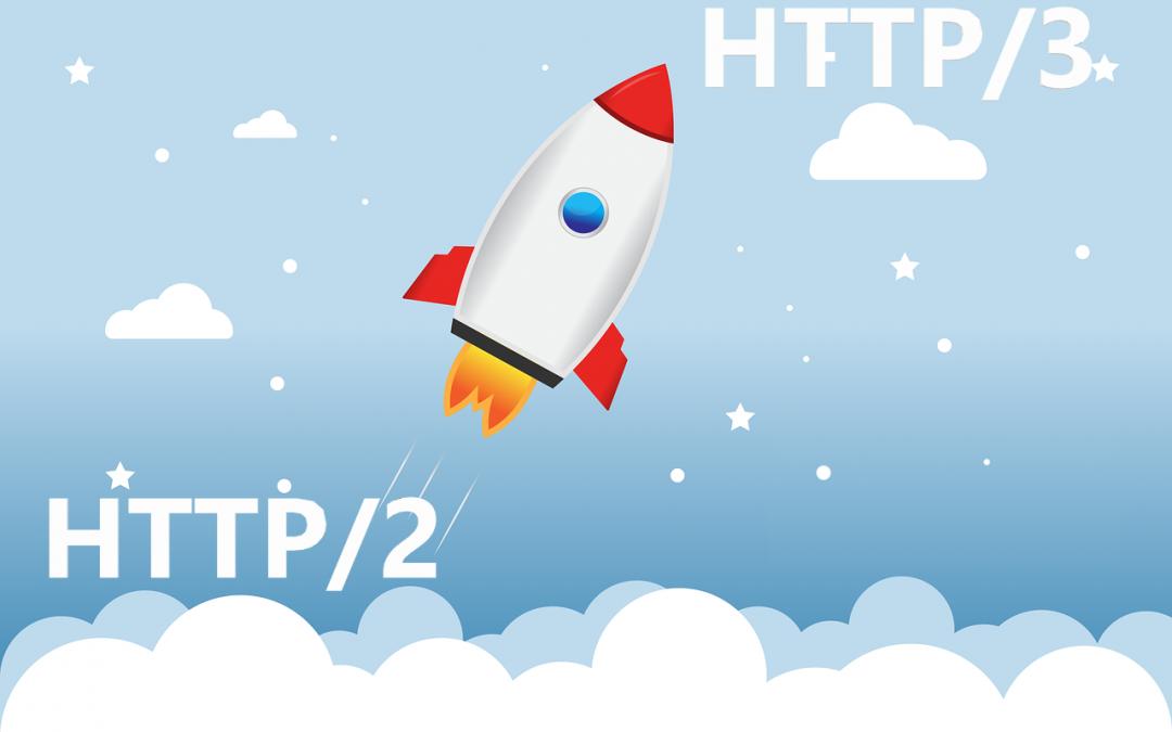 HTTP/3 versus HTTP/2